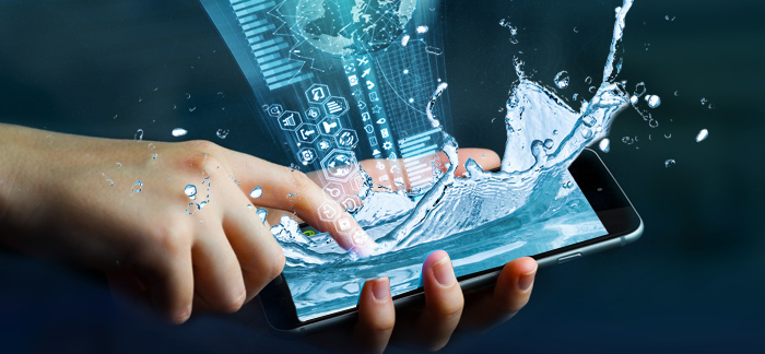 Smart Technologies to Save Water